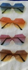 Accessories - Top trends  sweet colors sunglasses women Mirror a